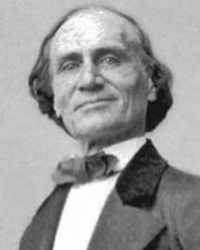 Magician Jean Eugène Robert-Houdin
