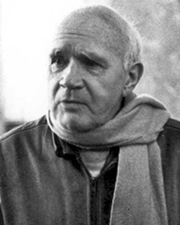 Novelist and Playwright Jean Genet