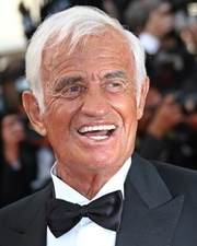 Actor Jean-Paul Belmondo