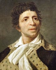 Revolutionary and Journalist Jean-Paul Marat