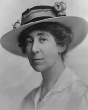 1st Woman Elected to Congress Jeannette Rankin