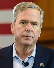 US Governor Jeb Bush