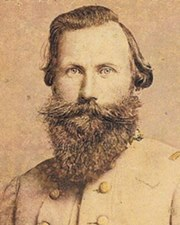 Confederate General J.E.B. Stuart