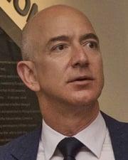 Internet entrepreneur Jeff Bezos