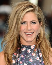Actress Jennifer Aniston
