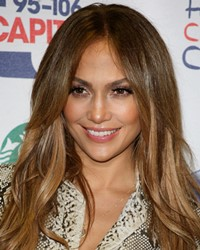 Singer and Actress Jennifer Lopez