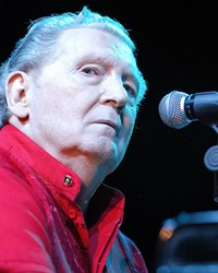 Country Singer Jerry Lee Lewis