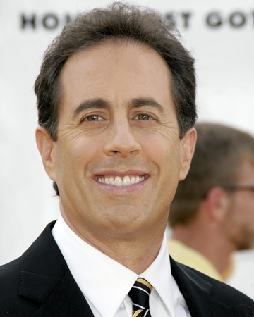 Jerry Seinfeld (Comedian) - On This Day