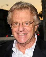Talk Show Host Jerry Springer
