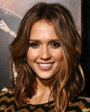 Actress and Businesswoman Jessica Alba