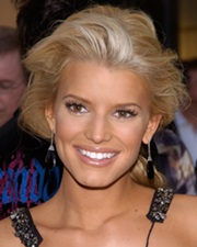 Pop Star Jessica Simpson