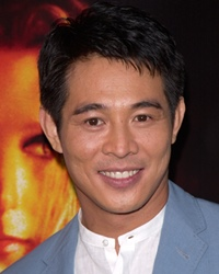 Chinese Actor and Martial Artist Jet Li