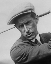 Pioneering Golfer Jim Barnes