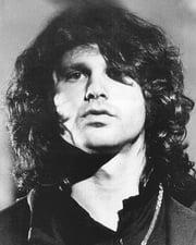 Rocker Jim Morrison