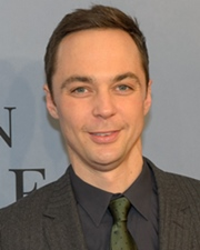 Actor and Producer Jim Parsons