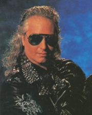 Singer-Songwriter and Record Producer Jim Steinman