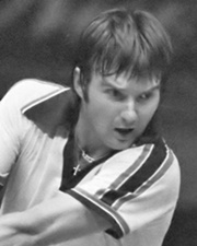 Tennis Legend Jimmy Connors