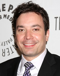 Comedian and TV Host Jimmy Fallon