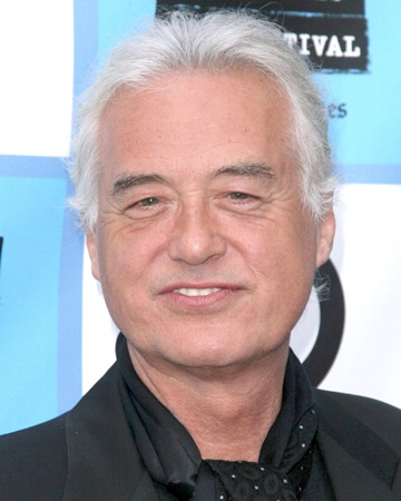 Rock Star Jimmy Page