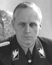 Foreign Minister of the German Reich Joachim von Ribbentrop