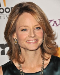 Actress Jodie Foster