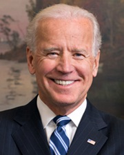 46th US President, Vice President and Senator Joe Biden