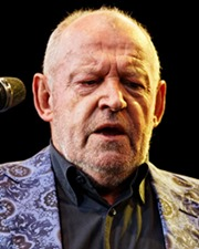 Rocker Joe Cocker