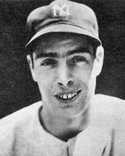 Yankee Clipper Joe DiMaggio