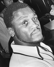 Heavyweight Boxing Champion Joe Frazier