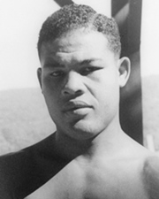 Boxer and World Heavyweight Champion Joe Louis