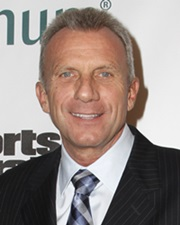 NFL Quarterback Joe Montana