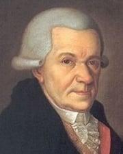 Composer Johann Michael Bach