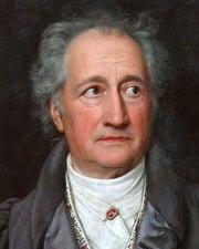Social Philosopher Johann Wolfgang von Goethe