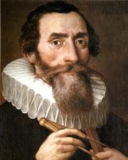 Astronomer Johannes Kepler
