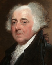 2nd US President John Adams