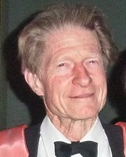 Developmental biologist John B. Gurdon