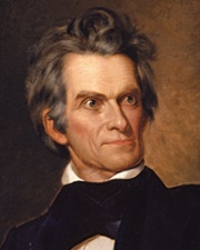 Politician John C. Calhoun