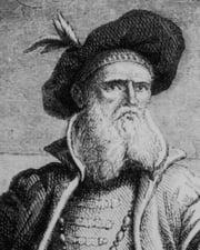 Explorer John Cabot