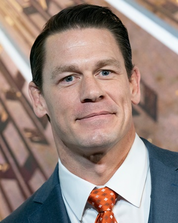 Professional Wrestler and Actor John Cena