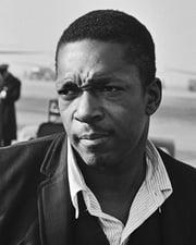Jazz Musician John Coltrane
