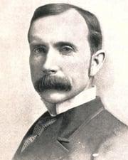 Oil Industrialist John D. Rockefeller