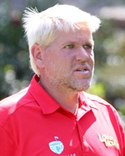 Golfer and Two-Time Major Champion John Daly