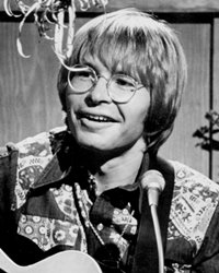 Country Singer John Denver