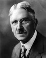Philosopher, Psychologist, Writer John Dewey