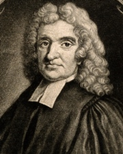 1st Astronomer Royal John Flamsteed