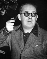 Film director John Ford
