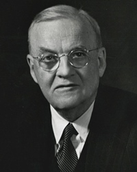 US Secretary of State John Foster Dulles