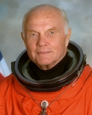 Astronaut and Politician John Glenn