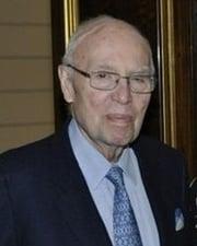Investment Banker John Gutfreund
