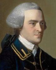 Statesman John Hancock